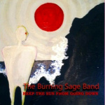 Burning Sage Band_cd front cover